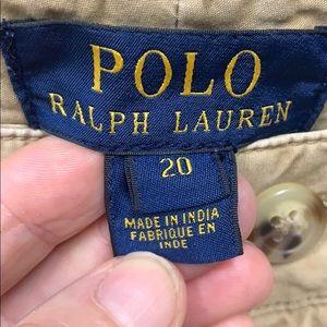 Polo Ralph Lauren Flat Front Chino
